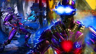 SMOKE IS THE F*CKING BEST! - Mortal Kombat X Triborg