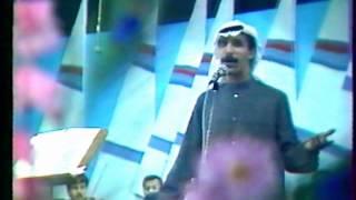 عبد الله الرويشد ~ وعلية وعلى حالي ~ تلفزيون بغداد القديم ، من حفلة [ يوم الفن ] 1987