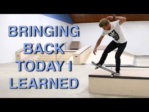 watch BRINGING BACK TODAY I LEARNED