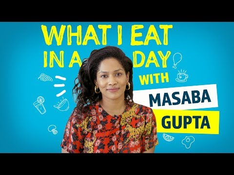 Xxx Mp4 Masaba Gupta What I Eat In A Day Lifestyle Pinkvilla Bollywood 3gp Sex