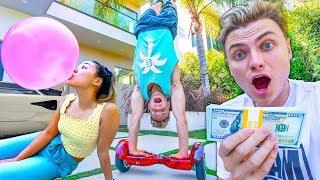 BREAK A WORLD RECORD WIN $10,000