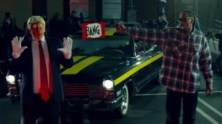 Street Topics - Donald Trump, Clowns and Snoop Dog