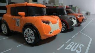 또봇X 자동차 모음 장난감 Tobot X Car Collection Toys