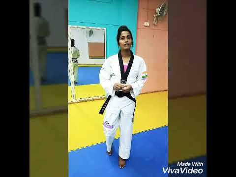 Xxx Mp4 Latika Bhandari Taekwondo Punch In My Style 3gp Sex
