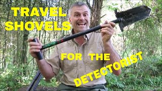 Metal Detecting Travel Shovels: How To Buy Or Make.