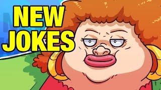 NEW YO MAMA JOKES - March Edition