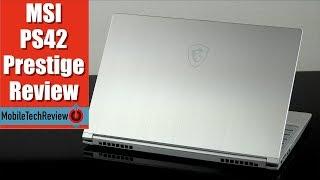 MSI PS42 Prestige Review - MSI's First Ultrabook