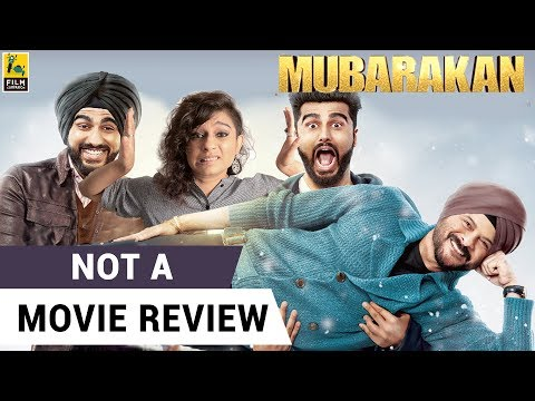Xxx Mp4 Mubarakan Not A Movie Review Sucharita Tyagi 3gp Sex