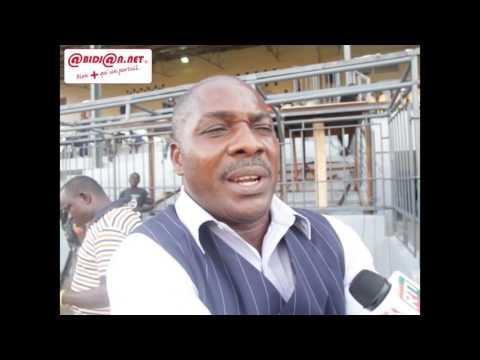 Sogbi Jonathan, ex footballeur à l'Asec raconte ses belles années en Côte d'Ivoire