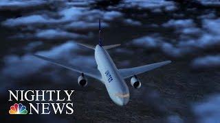 More Than 10 Passengers Injured By Severe Turbulence On Houston Flight   NBC Nightly News