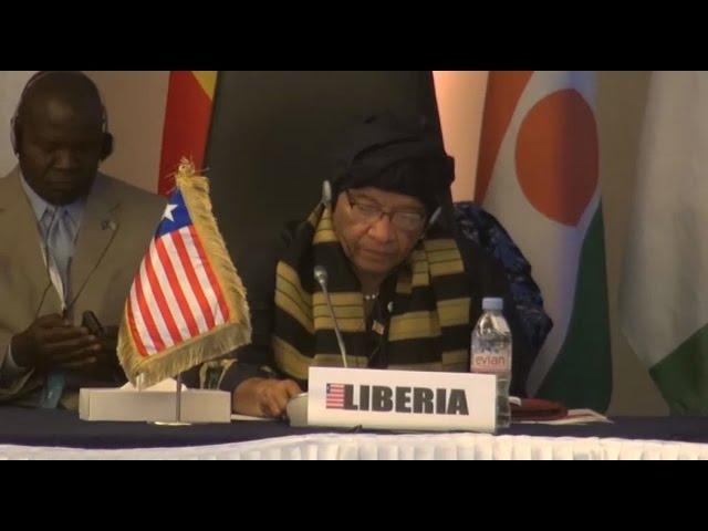 PR Ellen Sirleaf as new ECOWAS Chairperson