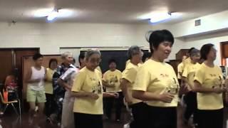 一縮 1 Shou Line Dance - Wellness