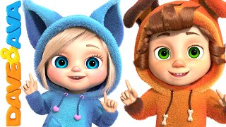 One Little Finger | Nursery Rhymes and Baby Songs from Dave and Ava