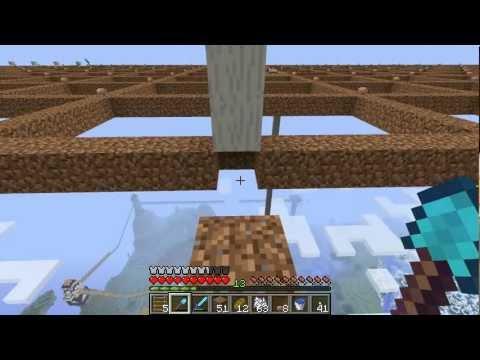 Etho MindCrack SMP - Episode 8: Sky Shrooms (Part 2)