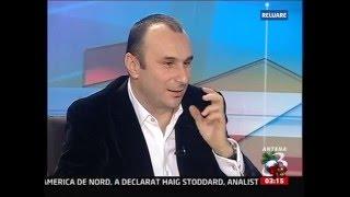 Mircea Badea si Marius Tuca - In gura presei - 24 decembrie 2008