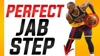 How to Master The Perfect Jab Step: Basketball Moves For Beginners