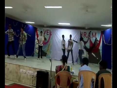 Vels Vidyashram XII Farewell Dance