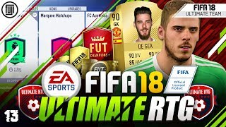 600K UPGRADES!!! FIFA 18 ULTIMATE ROAD TO GLORY! #13 - FIFA 18 Ultimate Team