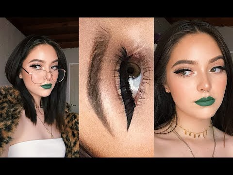 how i do my eyeliner