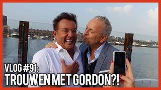 TROUWEN MET GORDON?! - Gerard Joling #VLOG91