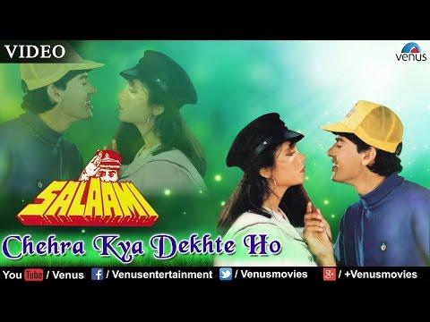 Xxx Mp4 Chehra Kya Dekhte Ho Full Video Song Salaami Kumar Sanu Asha Bhosle Ayub Khan Samyukta 3gp Sex