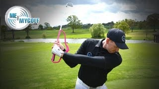 LEFT WRIST FLAT AT TOP OF GOLF BACKSWING