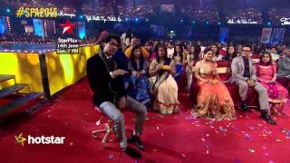 STAR Parivaar Awards 2015: Titu in stress! Watch his solution to escape it!