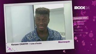 MODE24 - Côte d'Ivoire: Kerann Chatry, Mannequin
