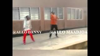 Allo danny nd maadjoa dance battle