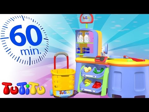 TuTiTu Specials Super Market Toys And Other Popular Toys For Children 1 HOUR Special