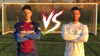MESSI VS RONALDO | FAILS & BEHIND THE SCENES! 🎬