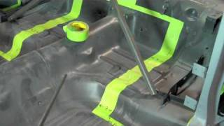 How to narrow a Mustang/ Ford subframe
