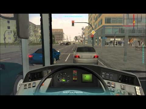 Bus Simulator 2012 HD Part 1