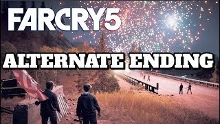 Far Cry 5 Alternate Ending (What Happens If You Walk Away)
