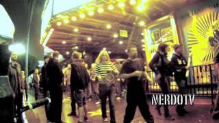 Dj Shadow LIVE @ Music Box 2011 in LA with Shadowsphere by NERDOTV