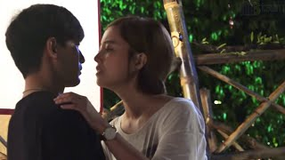 Goodbye Mr Black 굿바이 미스터 블랙 Behind The Scene Lee Jin Wook & Moon Chae Won @ Thailand Part 2