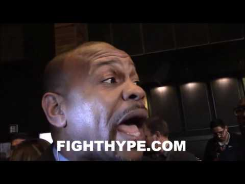 ROY JONES JR. HAS A MESSAGE FOR ANDRE WARD ABOUT CRITICISM AND REMATCH WITH KOVALEV