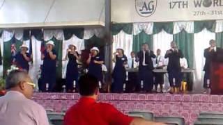 E LE MAFAI - AUCKLAND COMBINE WORSHIP TEAM