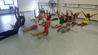 Cours de danse contemporaine (enfants)