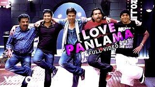 Podaa Podi - Love Panlama Video | STR | Dharan Kumar