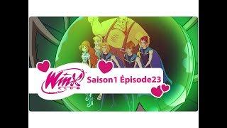 Winx Club, Saison 1 Épisode 23 - La grande évasion [ÉPISODE COMPLET]