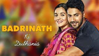 Badrinath Ki Dulhania FIRST LOOK ft Varun Dhawan, Alia Bhatt