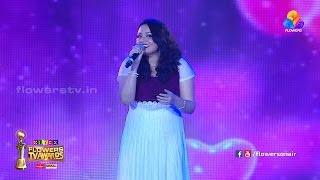 Jyotsna- Chain song | Flowers Tv Awards