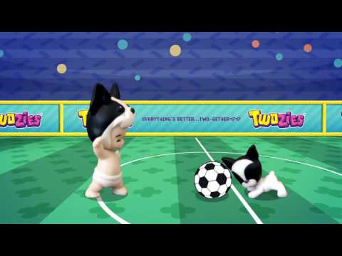 Twozies | Digby and Dozer Play Soccer Two-gether ♥