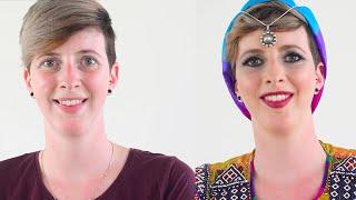 Transformatie: Turkse, Afghaanse en Javaanse bruid - Miss Mengelmoes