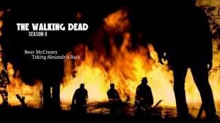 The Walking Dead - Season 6 OST - Bear McCreary : Taking Alexandria Back
