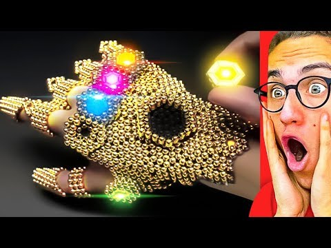 These Are The GREATEST MAGNETIC BALL CREATIONS