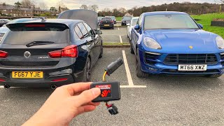 IS MY 400+ BHP STAGE 1 BMW M140i NOW FASTER TO 60MPH!! *jb+ install and dragy*