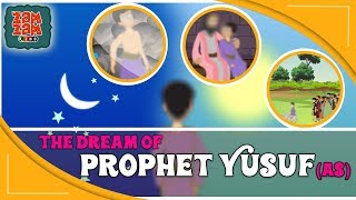 Quran Stories For Kids In English | Prophet Yusuf (AS) | Part-1  | Prophet Stories For Children