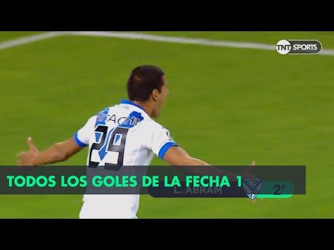 Xxx Mp4 Todos Los Goles De La Fecha 1 Superliga Argentina 2018 2019 3gp Sex